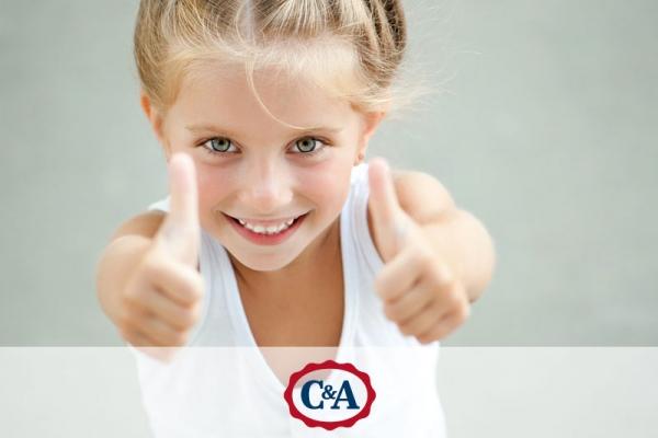 C&A: La sonrisa te sienta bien